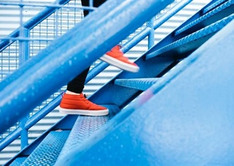 How to test your heart health by climbing stairs