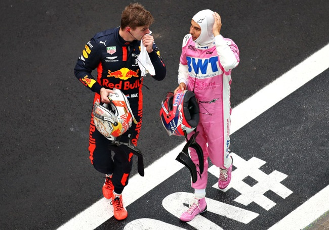 Perez replaces Albon at Red Bull for 2021 F1 season