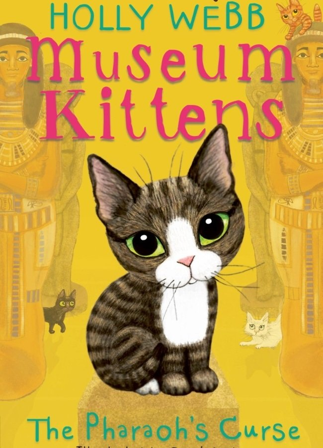 Museum Kittens: The Pharaoh's Curse