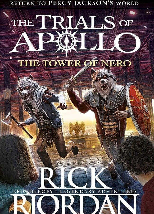 The Trials of Apollo: The Tower of Nero
