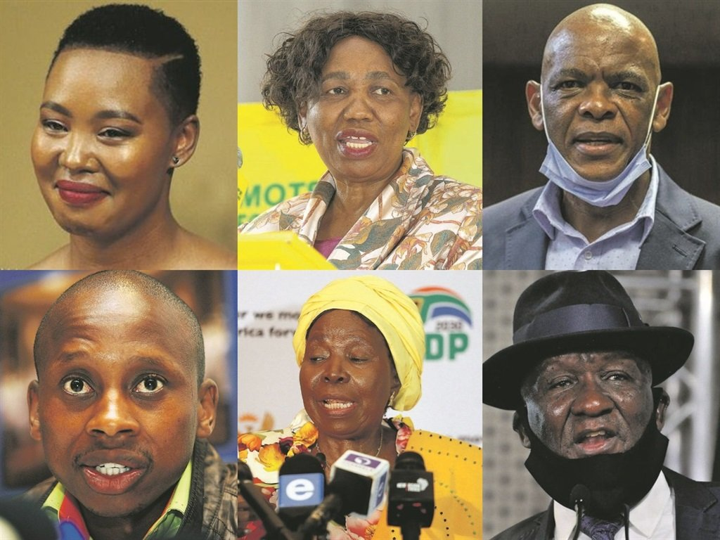 Political newsmakers of 2020