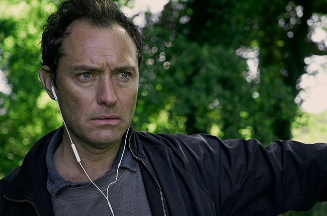 Jude Law in The Third Day.