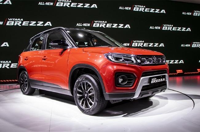 2021 Suzuki Vitara Brezza