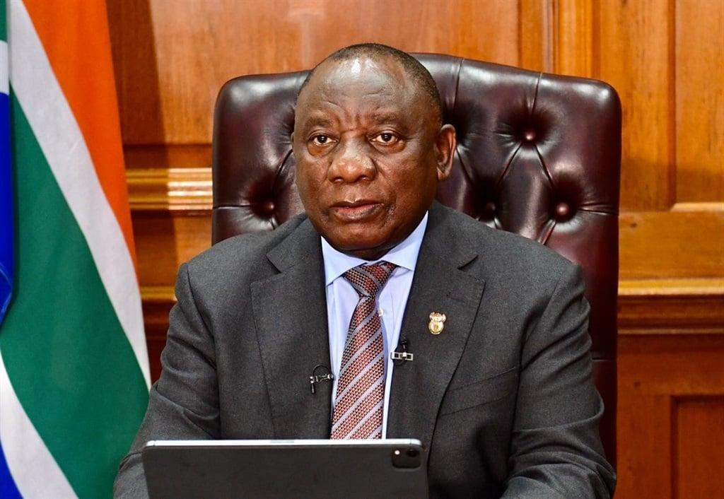 President Cyril Ramaphosa (Image: GCIS)