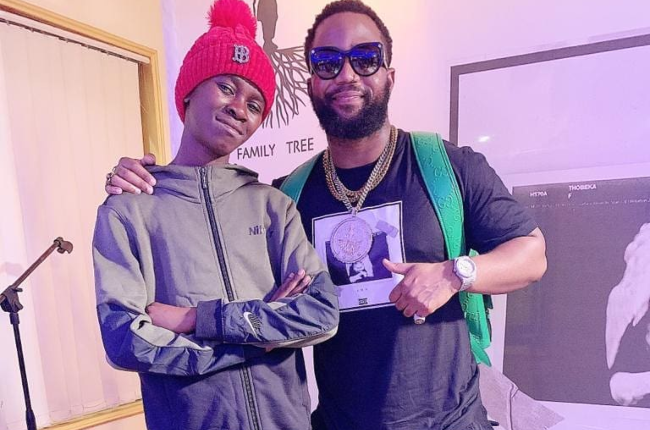 Cassper Nyovest has opened up abput how him and his team tried to help  NMzwandile stay off the streets.
