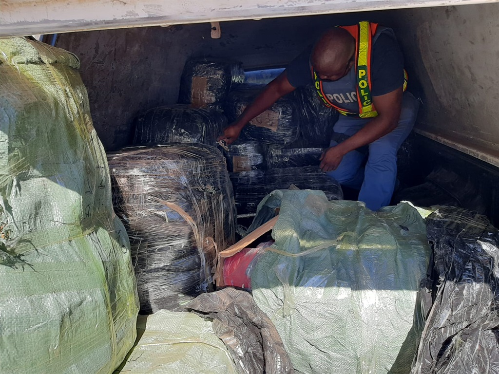 KwaZulu-Natal police confiscated counterfeit goods worth around R1.5 million during an operation in Vryheid.