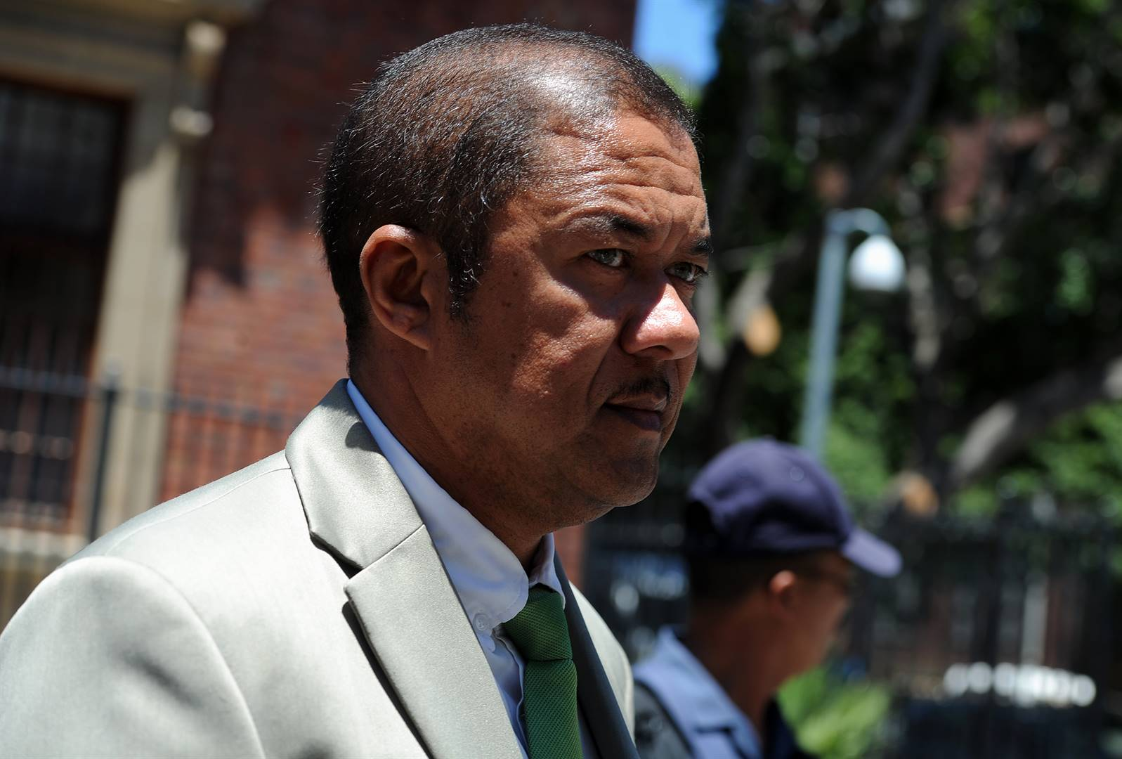 Anti-Gang Unit senior detective, Lieutenant Colonel Charl Kinnear, was gunned down in front of his Bishop Lavis home on Friday 18 September.