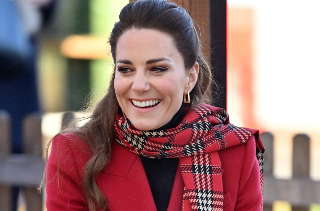 The Duchess of Cambridge recently turned 39 and celebrated in low-key style. (Photo: Gallo Images/Getty Images)