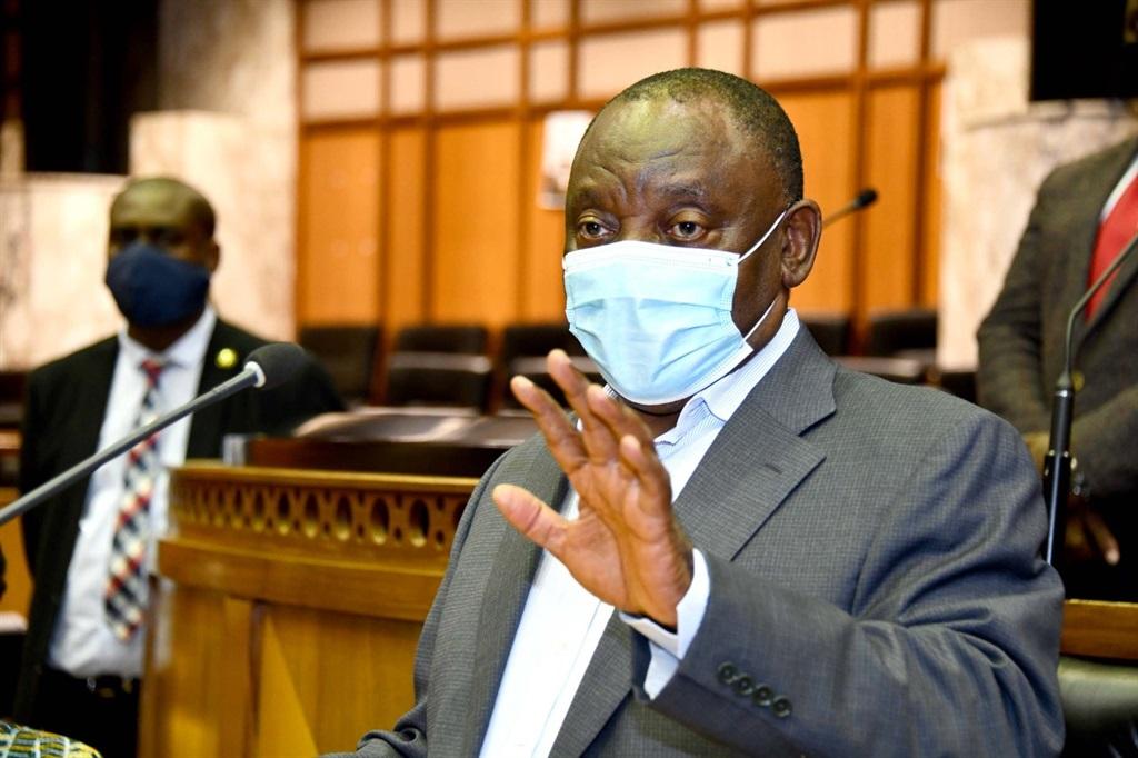 President Cyril Ramaphosa. Photo: GCIS