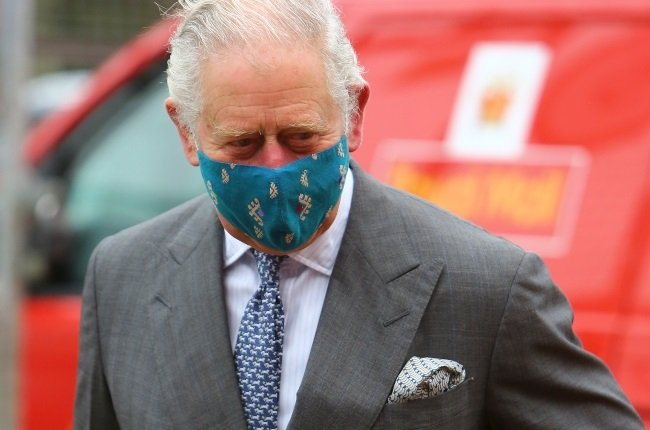 Prince Charles has had his first Covid-19 jab after succumbing to the virus last year in March. (Photo: Gallo Images/Getty Images)