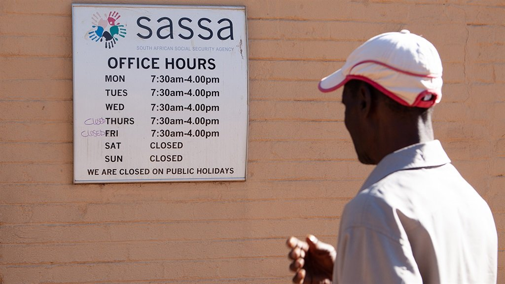 On Monday, the Sassa website was down, and the WhatsApp as well as the USSD channels for applications were also not working.