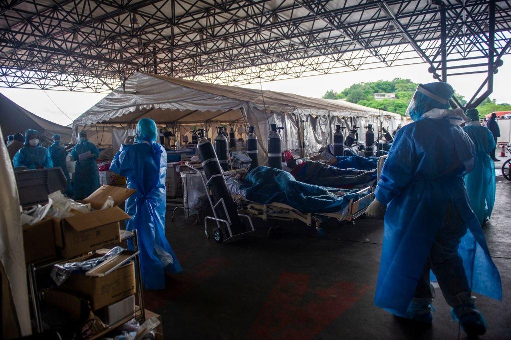 PRETORIA, SOUTH AFRICA - JANUARY 11: Health care w