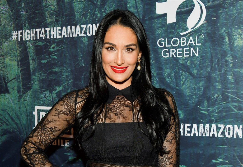 Nikki Bella attends the PUBG Mobiles #FIGHT4THEAMAZON Event at Avalon Hollywood on December 09, 2019 in Los Angeles, California. (Photo by Rodin Eckenroth/Getty Images)