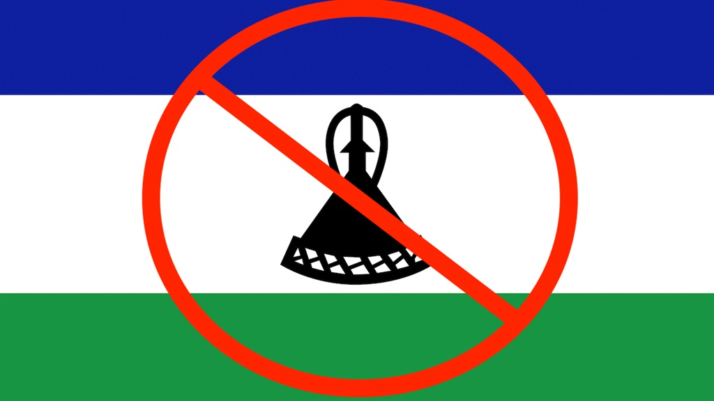 Lesotho: closed