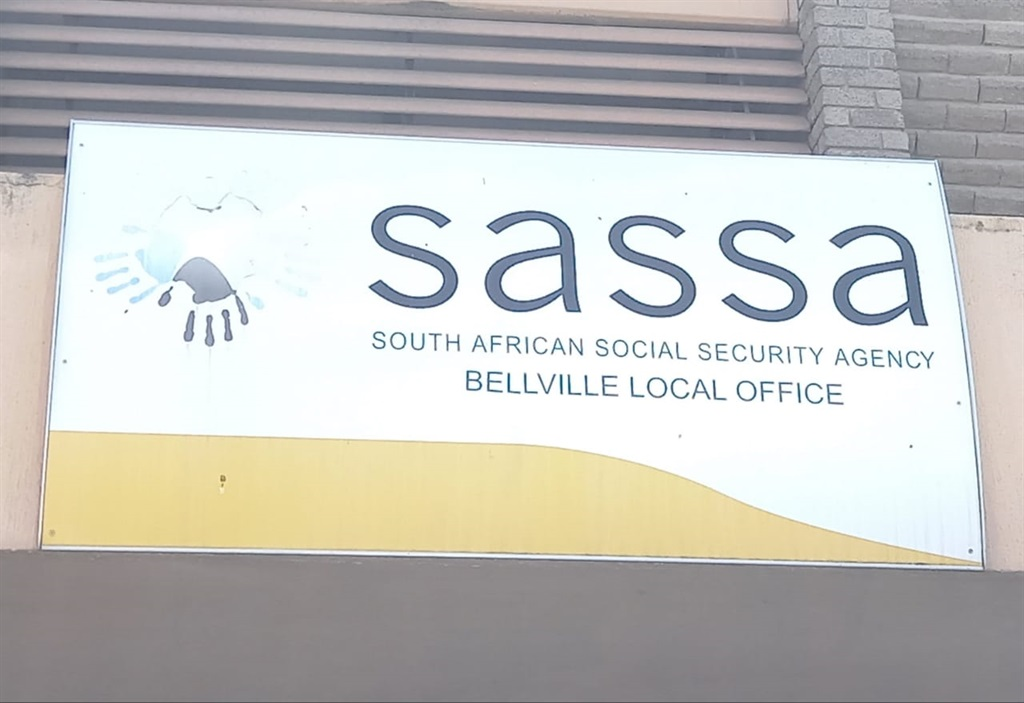 Bellville Sassa offices (Jenni Evans, News24)