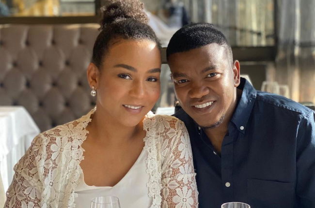Loyiso Bala and his wife Jennifer are going to be parents for the third time
