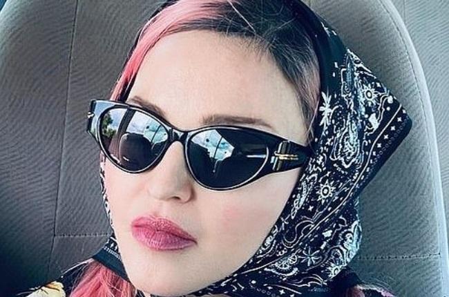 Madonna clocked up nearly 19 000km over three weeks despite Covid-19 travel bans. (Photo: Instagram/ @madonna)