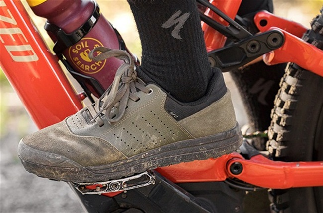 Why you should be training with flat pedals