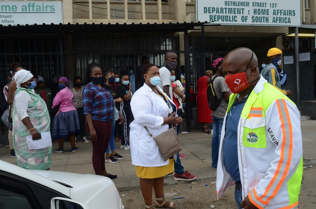 North West Health MEC Madoda Sambatha has urged people to comply with the Covid-19 regulations.