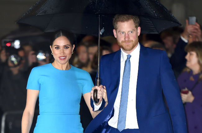 The Sussexes will carry on with their lives in the USA amidst reports that Megxit has been cancelled. (Photo: Gallo Images/Getty Images)