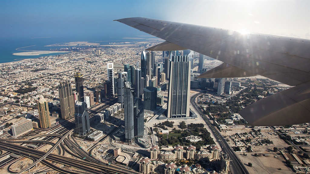 Dubai travel restrictions South Africa