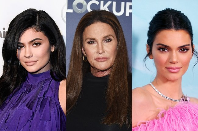 Caitlyn Jenner doesn't pick favourites when it comes to her younger daughters, Kendall and Kylie, but admits she's closer to 'open book' Kylie. CREDIT: Getty Images / Gallo Images