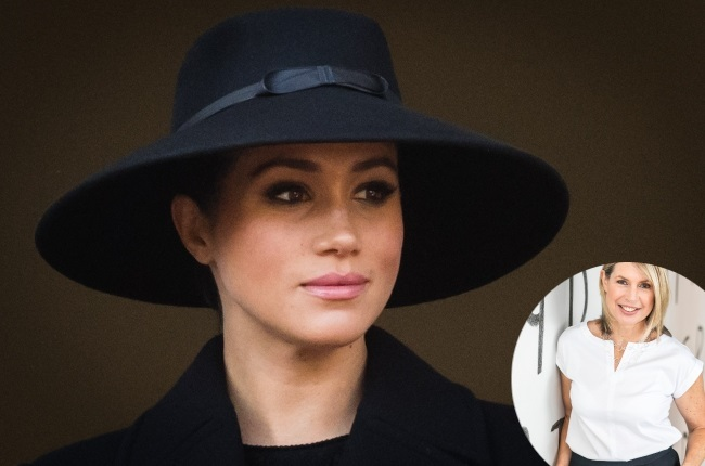 Nicola Whitfield | Oh dear, Meghan Markle! Could you not have done something about your family? | You