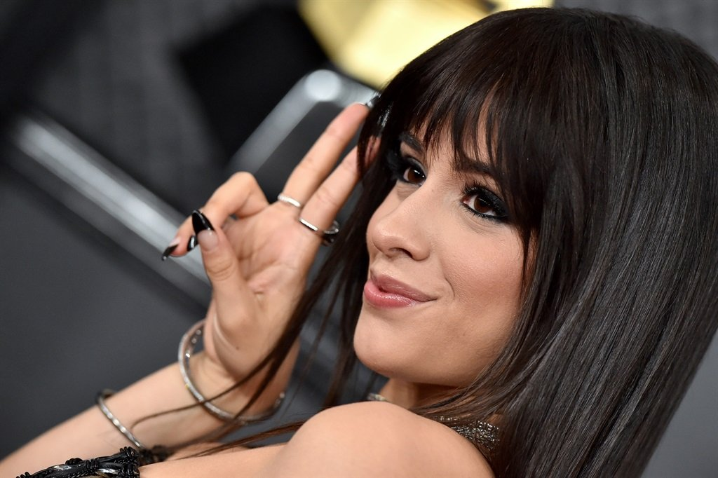 Camila Cabello attends the 62nd Annual GRAMMY Awards at Staples Center on January 26, 2020 in Los Angeles, California. Photo by Axelle/Bauer-Griffin/ FilmMagic/ Getty Images