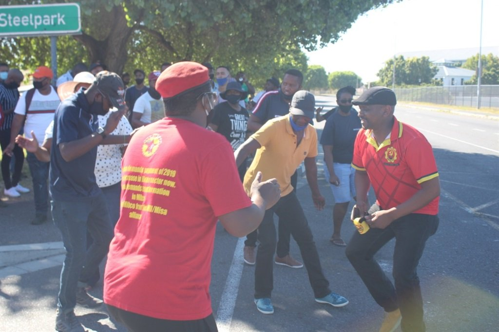 Steel federation warns Numsa's strike could top 2014's action that cost SA's economy R6bn - News24