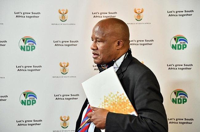 Jackson Mthembu (GCIS - News24)