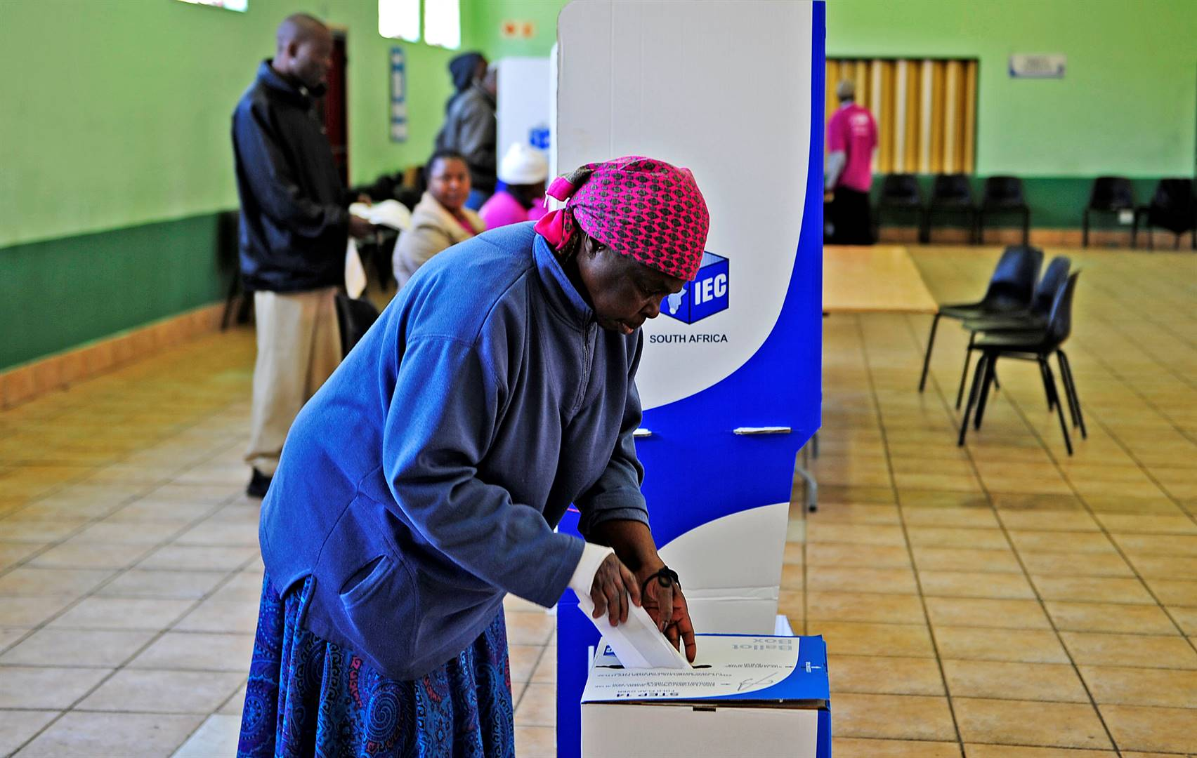 The application of the new law will depend on the IEC's readiness to play its new regulatory role. Picture: Tebogo Letsie