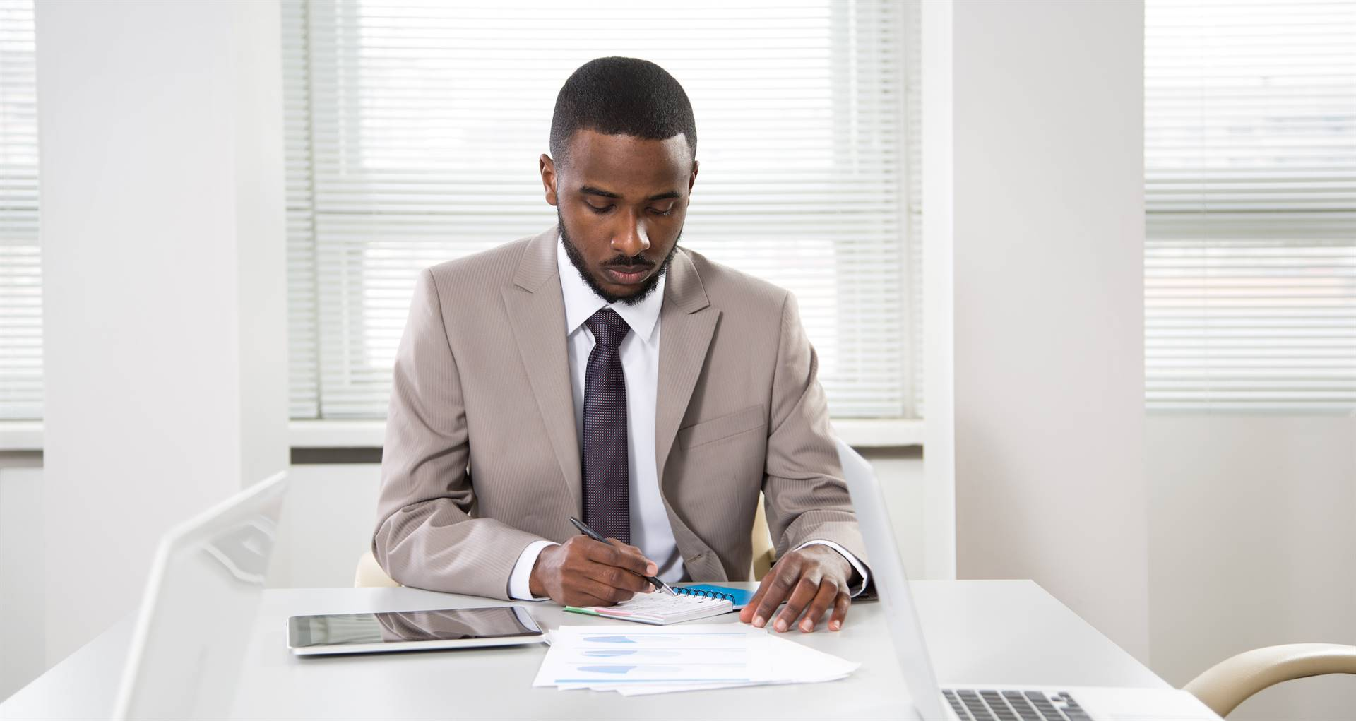 The executive suite is still dominated by white men, but change is happening slowly. Picture: iStock