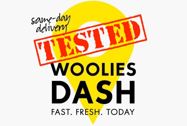 Woolies Dash: tested