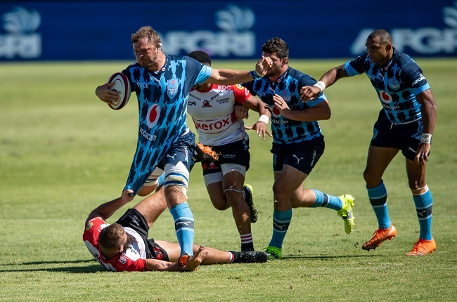 Duane Vermeulen led from the front (Gallo Images)