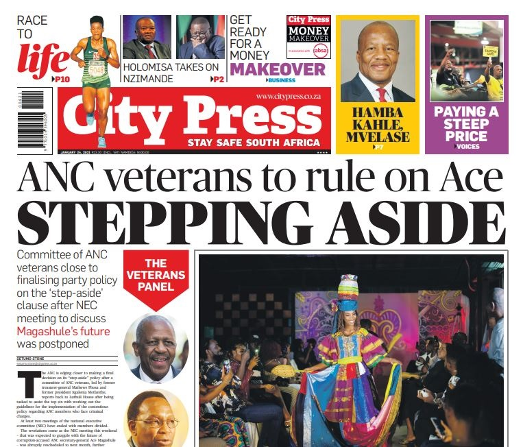 What's in City Press
