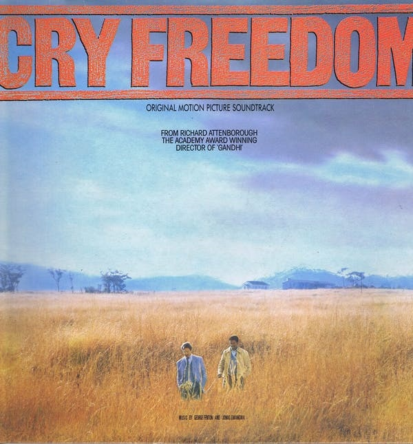 Cry Freedom (MCA Records)