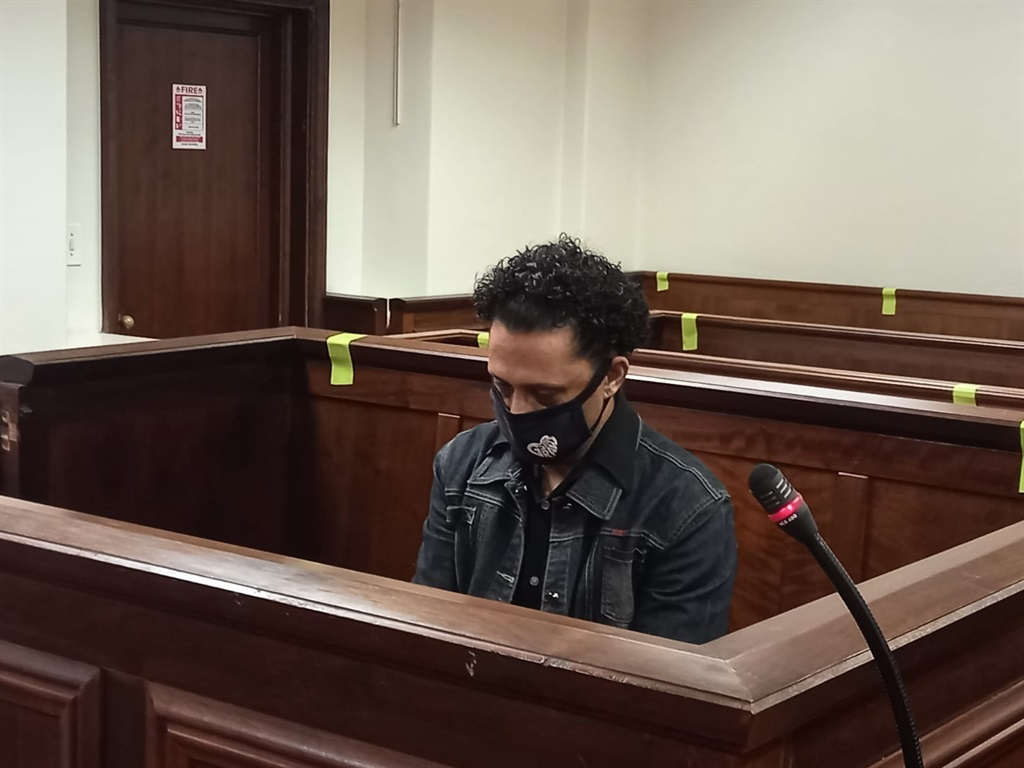 Melvin Volkwyn who is on trial for the murder of Orderick Lucas.