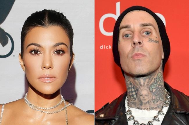 Kourtney Kardashian and Travis Barker are dating - News24