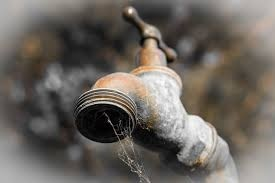 Residents in Sweetwaters have been without water for more than two weeks.