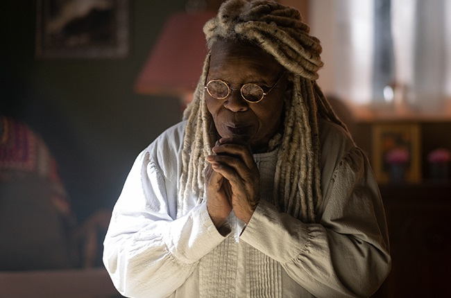 Whoopi Goldberg in The Stand.