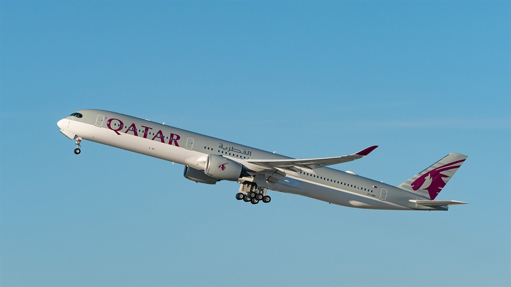 Qatar flights South Africa Middle East Doha
