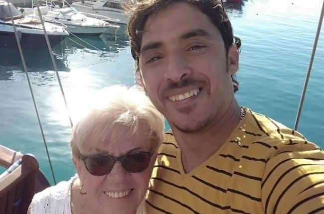 Iris Jones and her husband Mohamed Ahmed Ibriham. (Photo: Facebook/ Iris Jones)