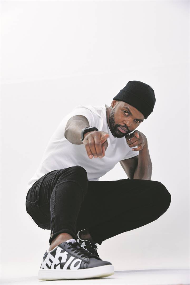 Another DJ Cleo production:  Last year, he was on Channel O's Lockdown House Party; now we're in store for new music. Picture: Supplied
