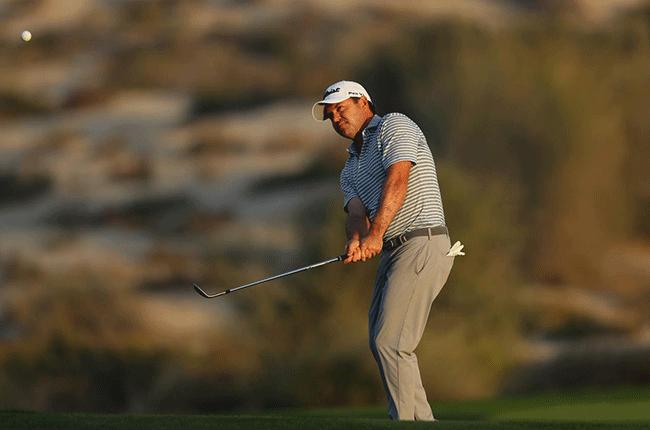 South African golfer Richard Sterne.
