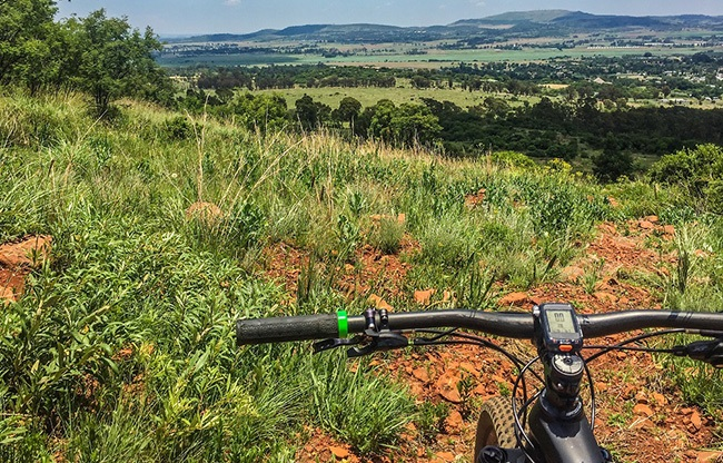 For Gauteng mountain bikers who want to embrace adventure rides, these are the trails to ride. (Photo: Dino Lloyd)