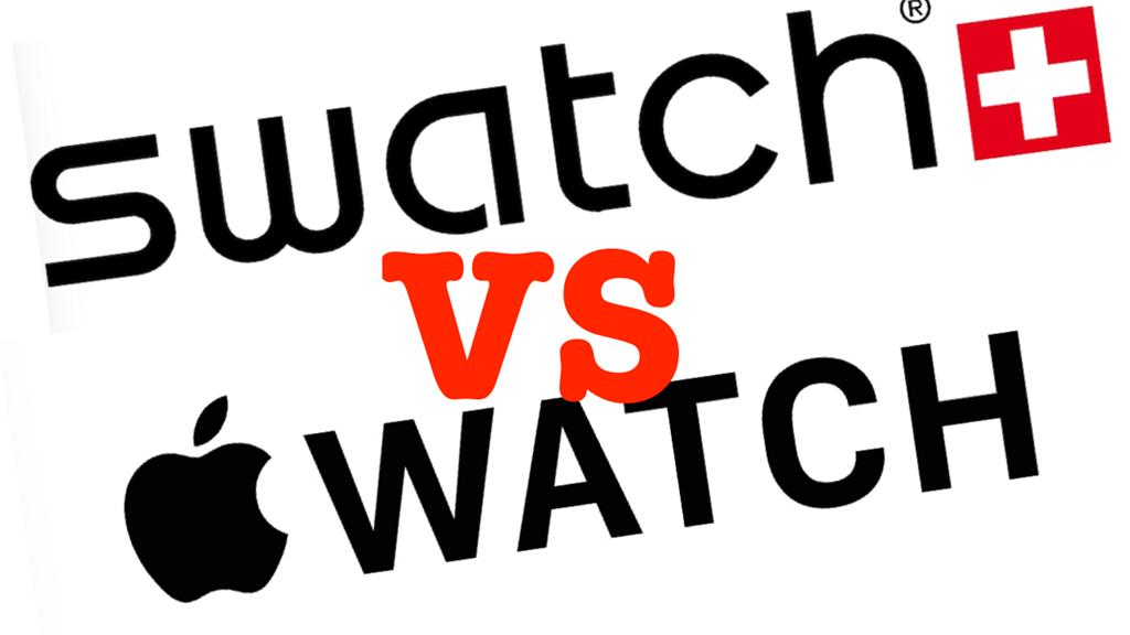 Swatch vs Apple