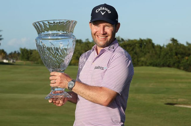 South Africa's Branden Grace snatches Puerto Rico PGA Tour win