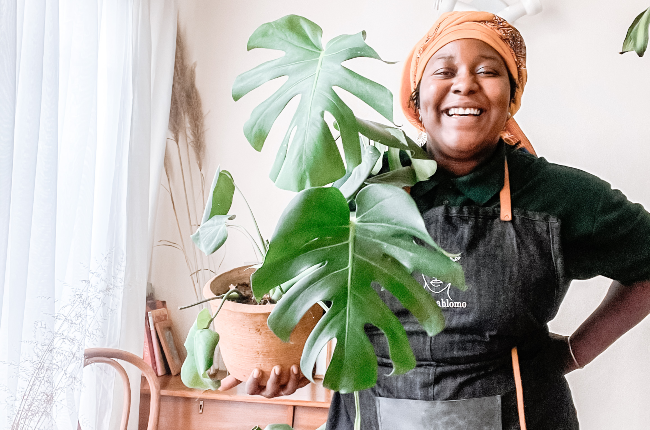 Sediye Machaba, owner of Plant Love Afrika shares a few tips that will help make plant parenting a whole lot easier.