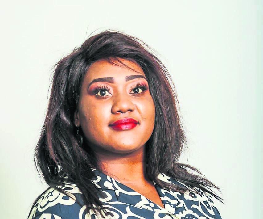 Community radio presenter, Gloria Mngadi. (Supplied)