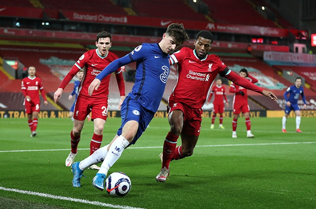 Mason Mount. (Photo by Chelsea Football Club/Getty Images)
